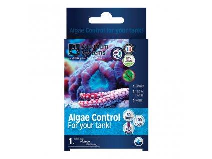 Algae control marine