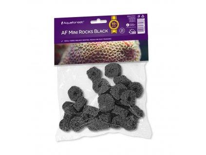 af mini rocks black