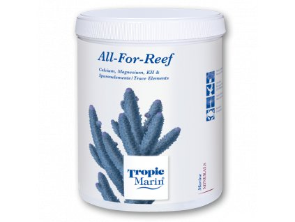 all for reef pulver 800g