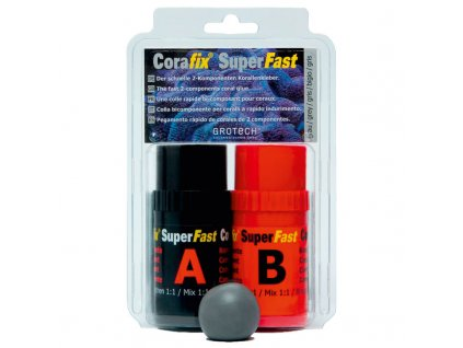 corafix superfast grey 240g