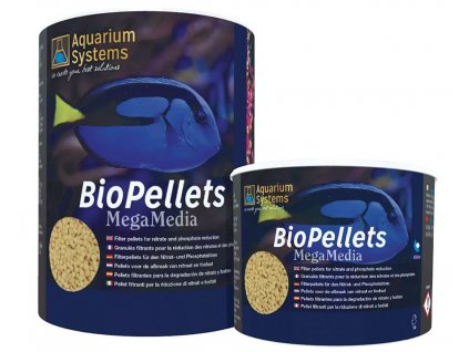 Aquarium Systems NP Biopellets