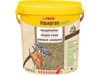 Sera vipagran NATURE 10L/2.7kg