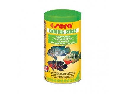 Sera cichlids Sticks NATURE 1000ml