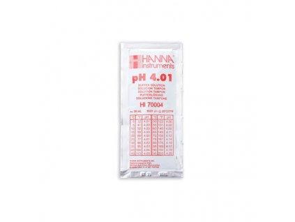 Kalibračný roztok 4.01 pH 25ks