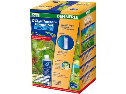 Dennerle Bio 120 CO2 set
