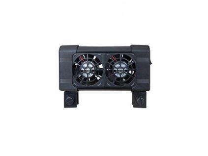 Chladiaci modul s 2 ventilátormi