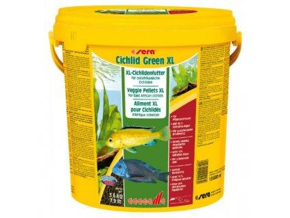 Sera Cichlid Green XL- 10 L