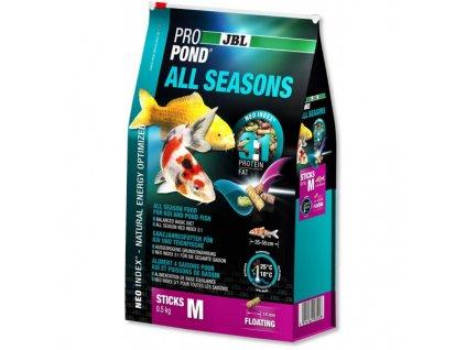 JBL ProPond All Seasons M 5,8Kg  + 30% navyše