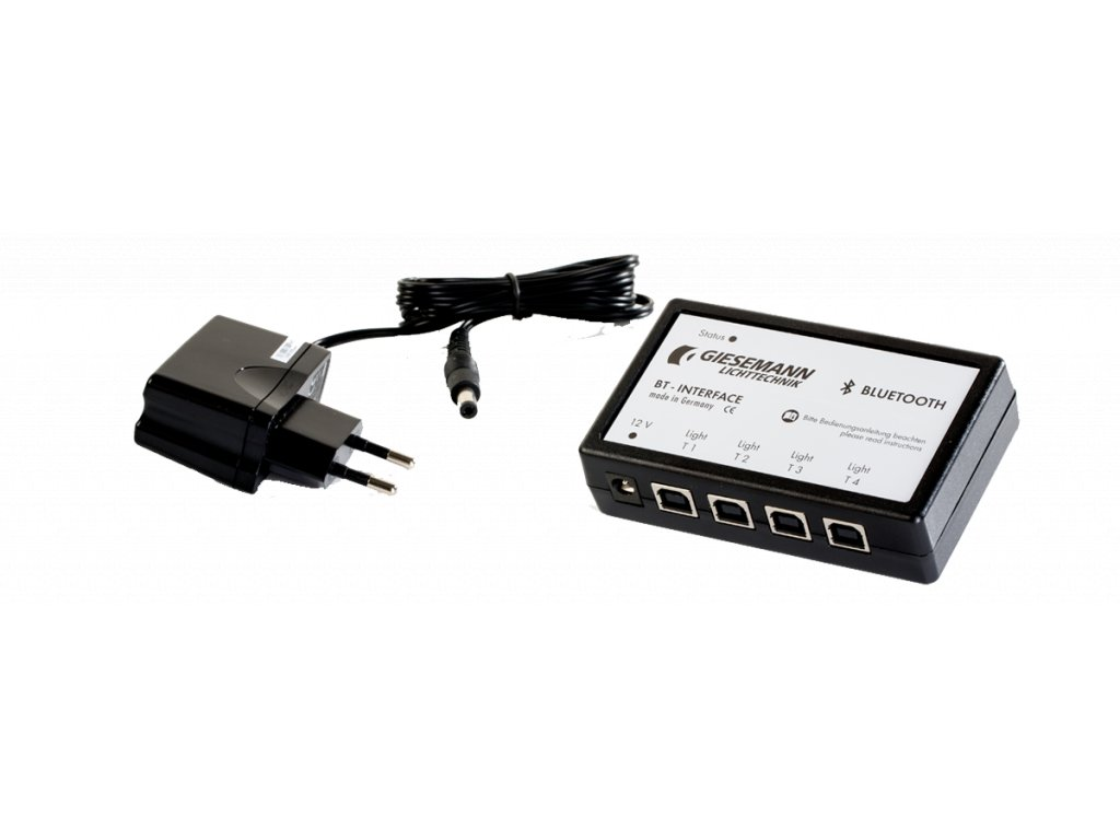 Giesemann Bluetooth Interface se zdrojem