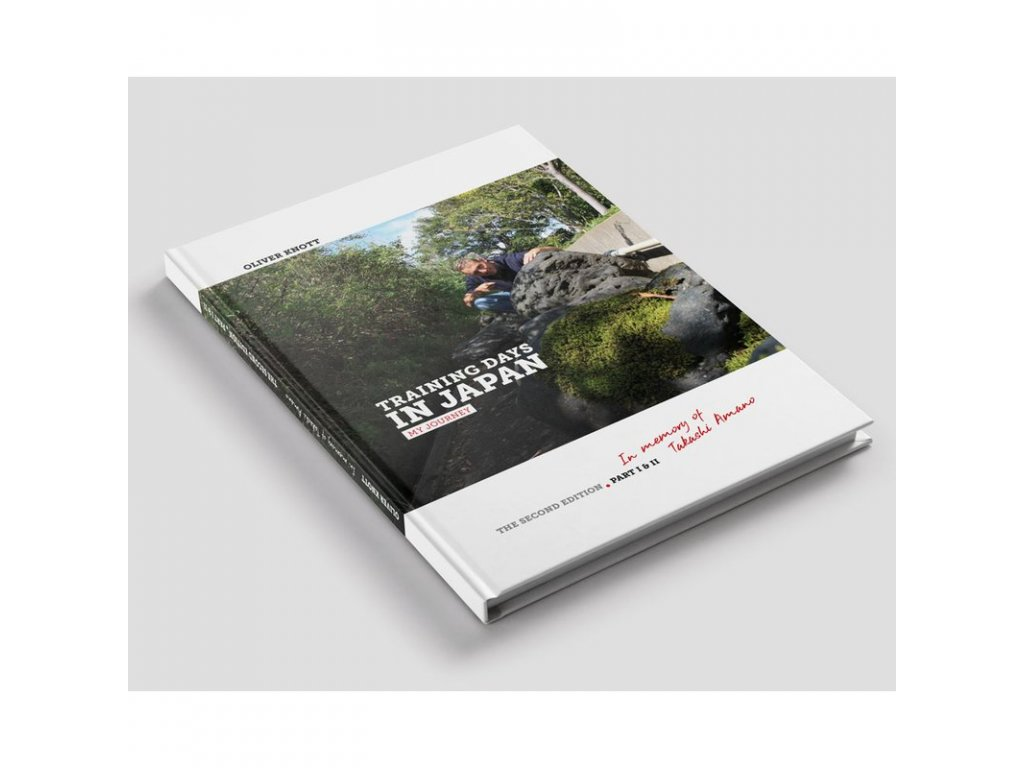 training days in japan my journey by oliver knott 1