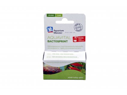 AQUAVITAL BACTOSPRINT 10ml + 0,8g