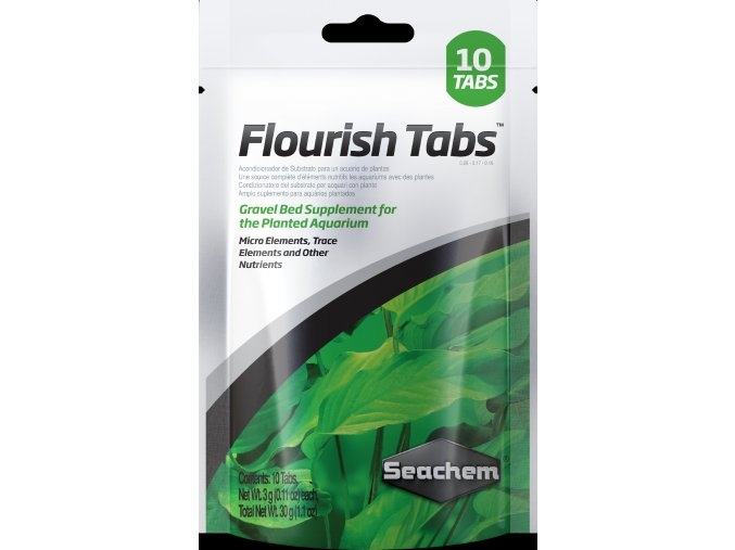 0505 Flourish Tabs 10 pack