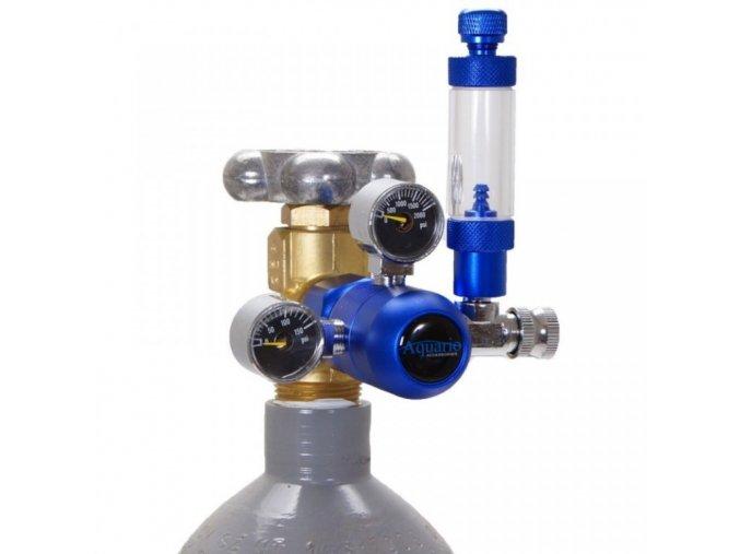 BLUE CO2 Redukční ventil
