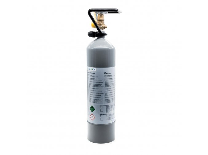 Aqua Noa CO2 láhev 2kg výška 440mm