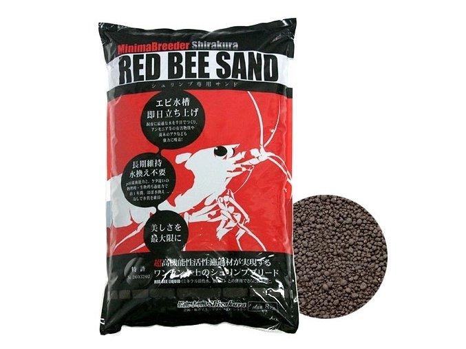 Shirakura Red Bee sand 8kg