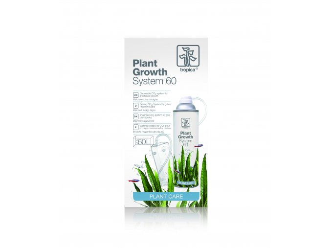 Tropica CO2 System 60