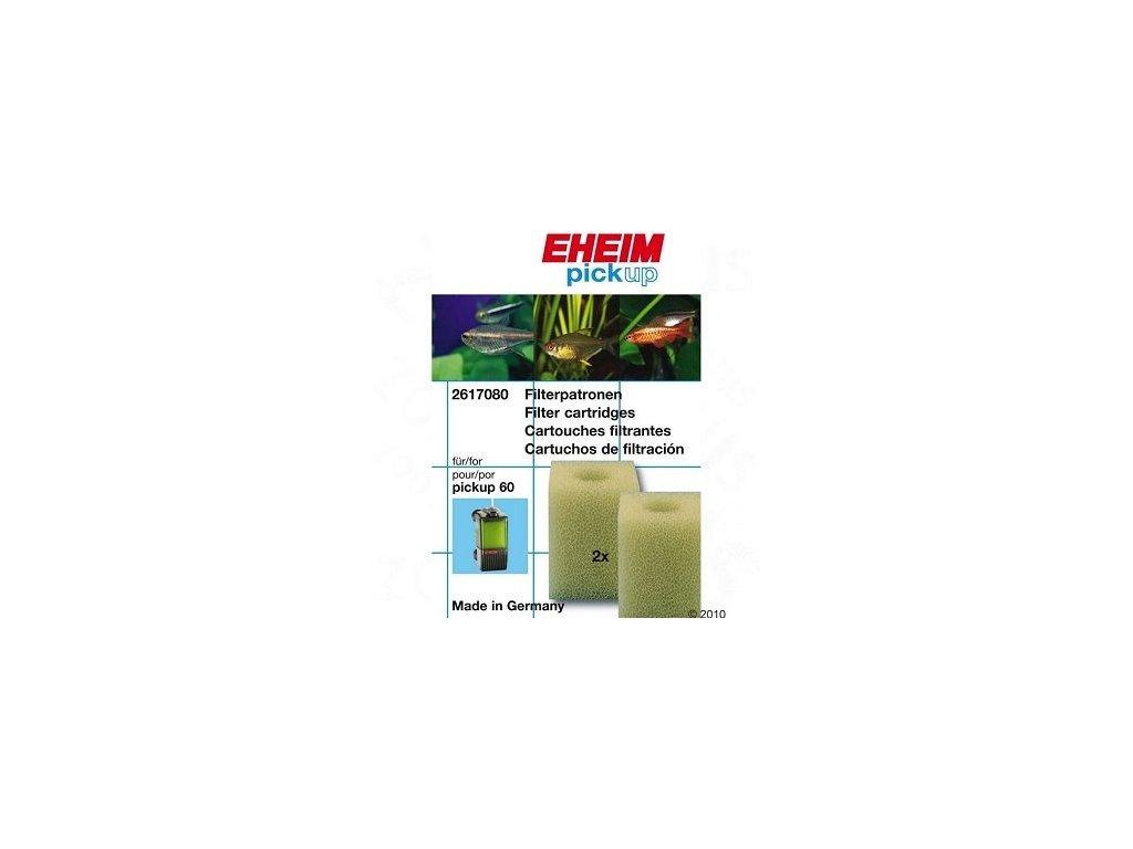 Filtrační náplň Eheim PickUp 2008 - vložka bílá (2ks)