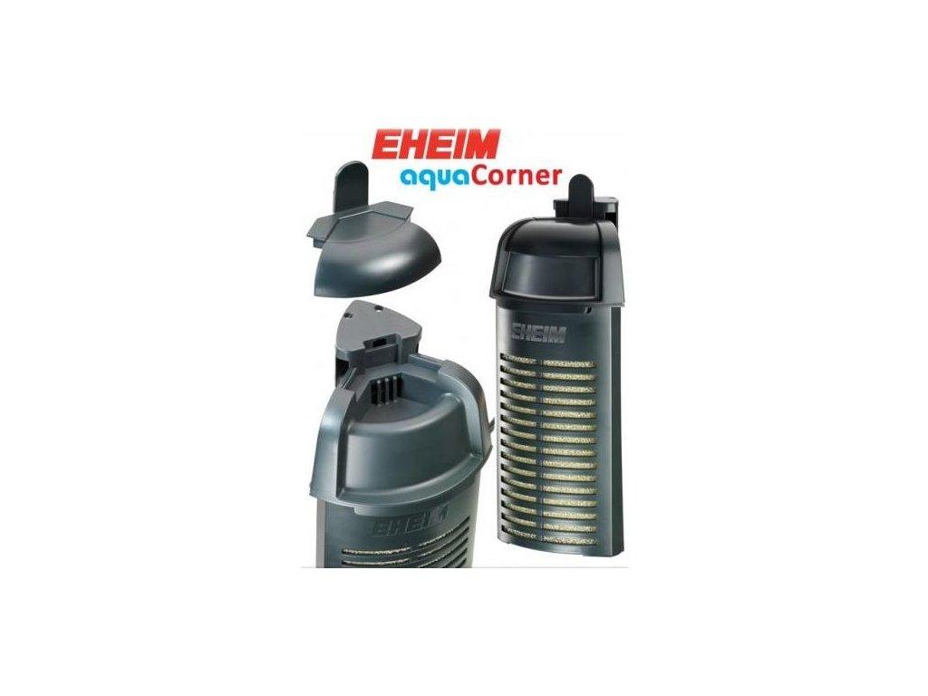 Eheim Aquacorner 2000 s filtračními náplněmi