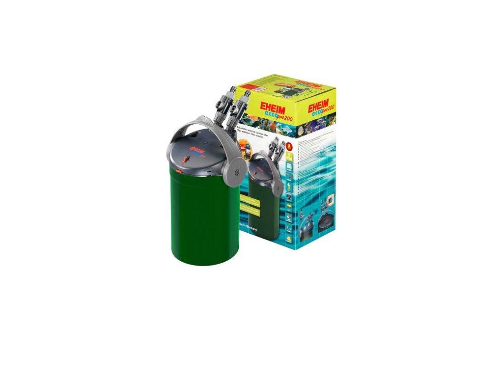 Eheim Ecco Pro 200 - 2034 filtr vnější, vč. filtračních hmot, 100-200l