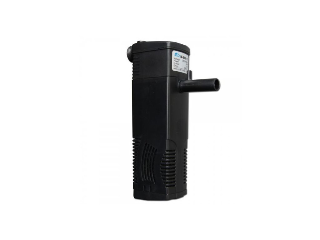 Super Aquatic Vnitřní filtrace SUPER AQUATIC LB-800F