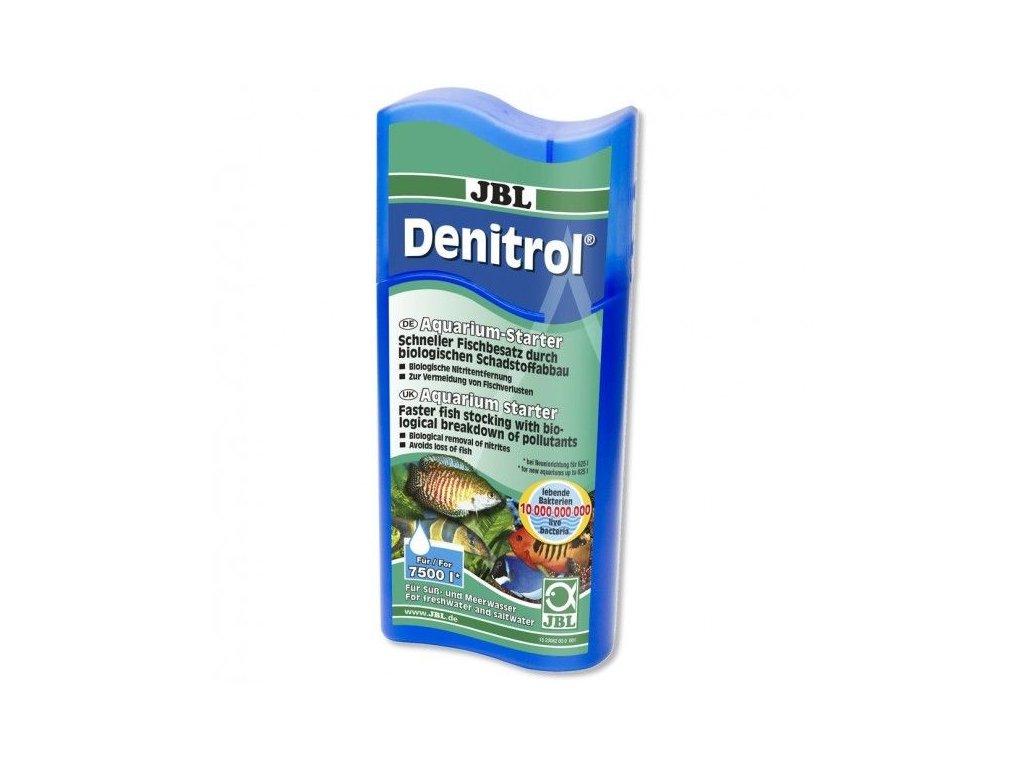 JBL Denitrol 100 ml - pro úpravu vody