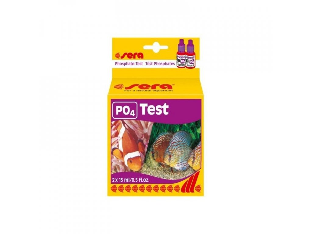 Sera PO4 Test 10 ml