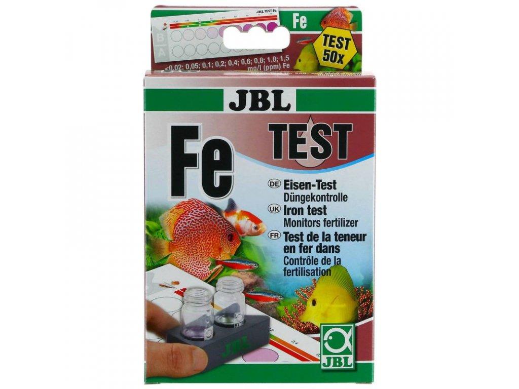 JBL Akvarijní test Fe 10 ml