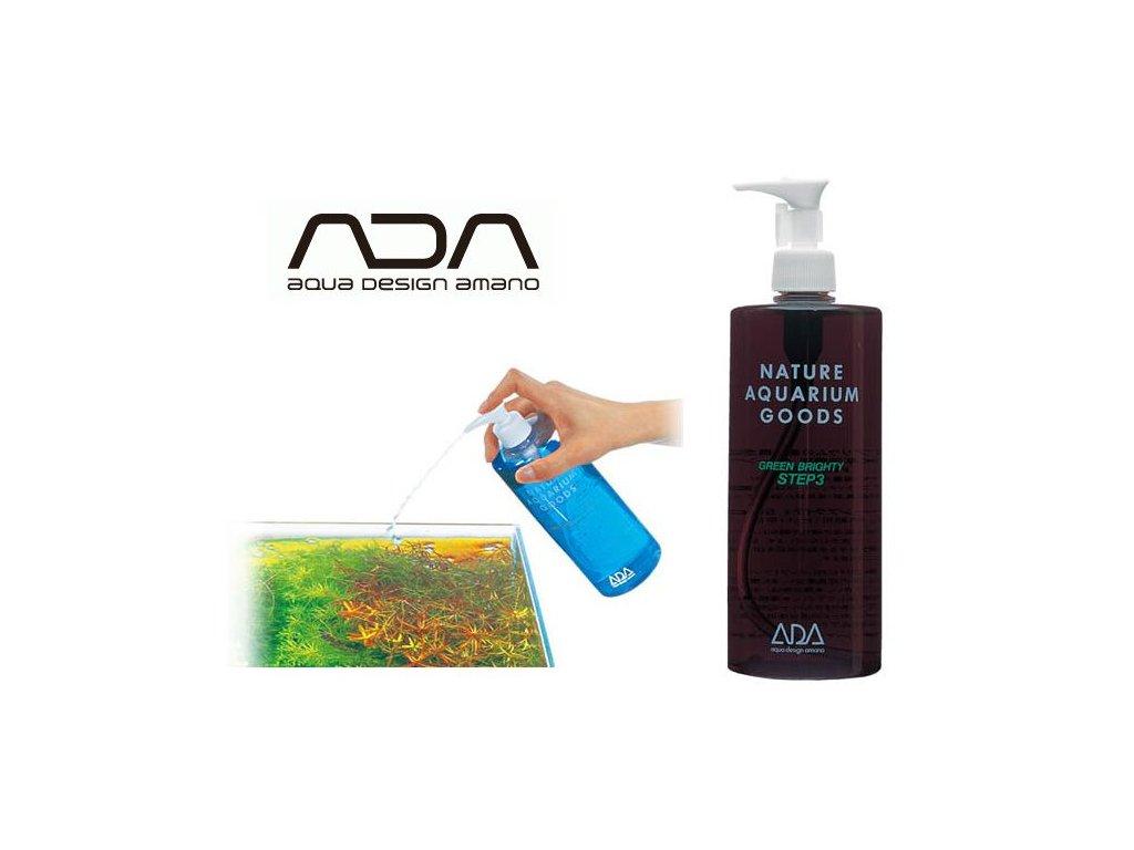 ADA Green Brighty - STEP 3 500 ml