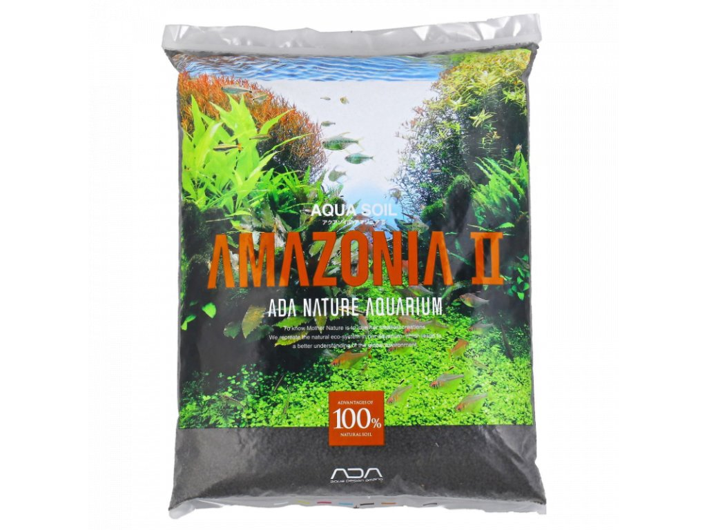 ADA Aqua Soil Amazonia II 9 l