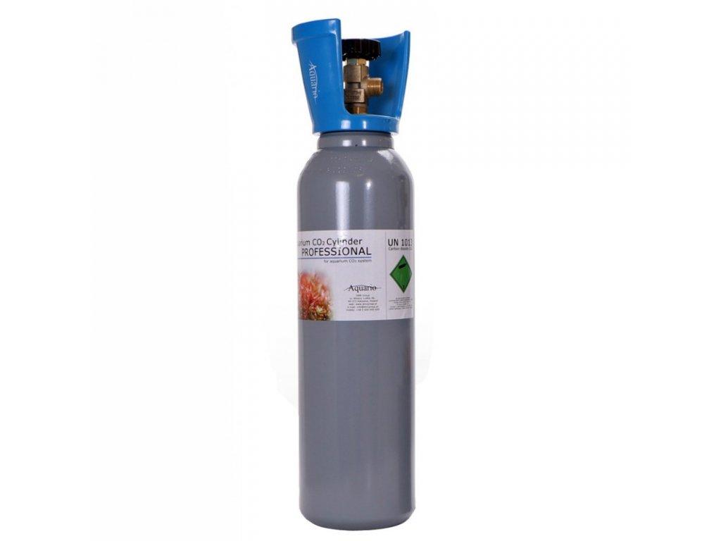 Akvaristika-365.cz CO2 láhev 5 l - plná  + Dárek - Java Moss - 1ks