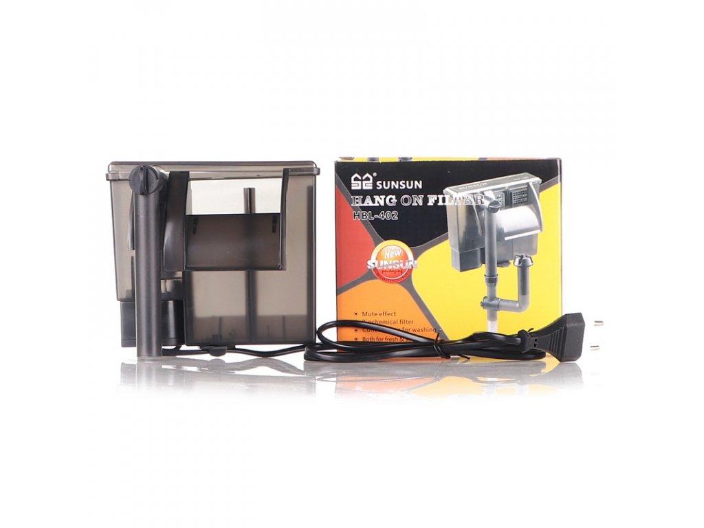 SUNSUN HBL- 402 slim - 300l/h