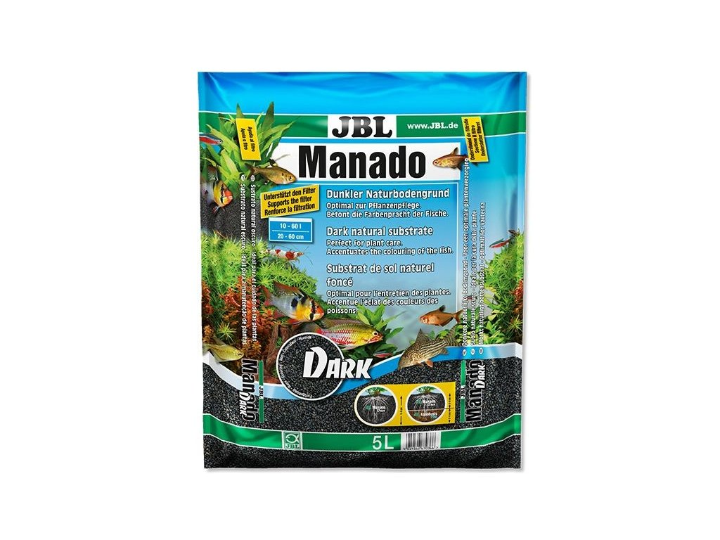 JBL Manado Dark 5 l