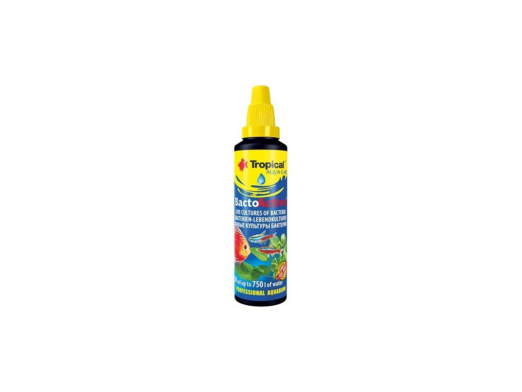 Tropical Bacto-Active 30 ml