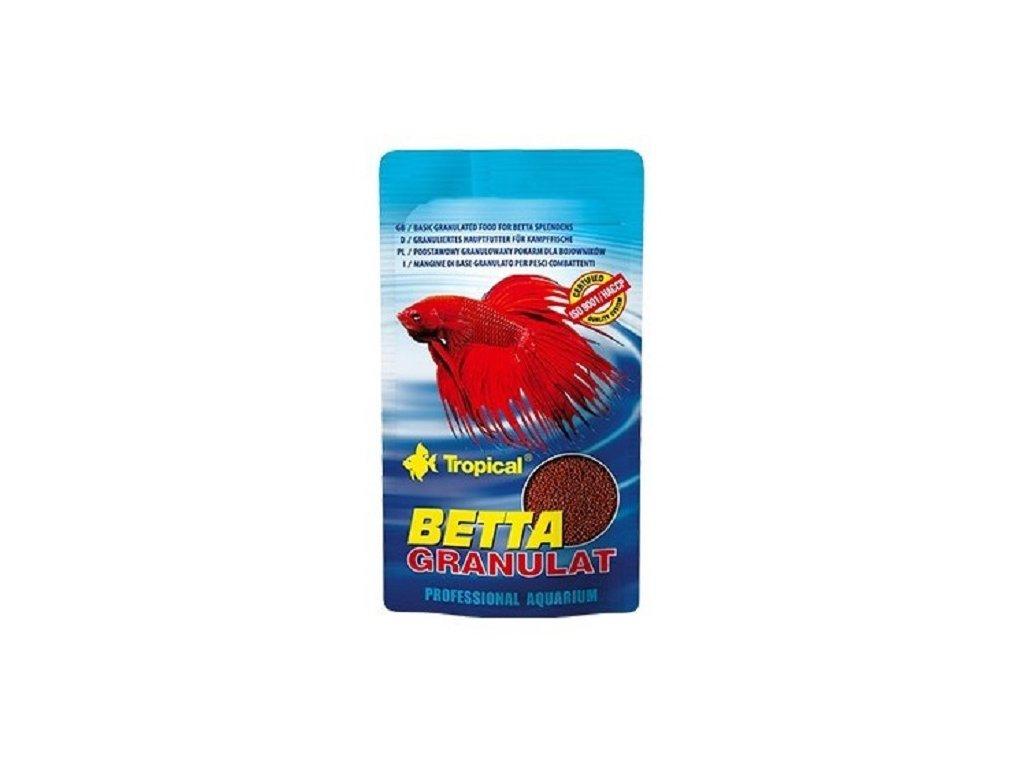 Tropical Betta granulat 10 g
