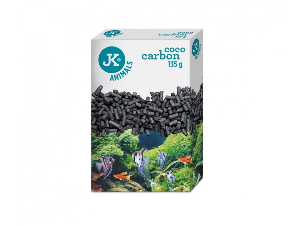 Coco Carbon, aktivní uhlí, filtrační náplň 135 g