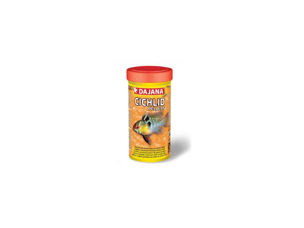 Dajana Cichlid Pellets 250 ml