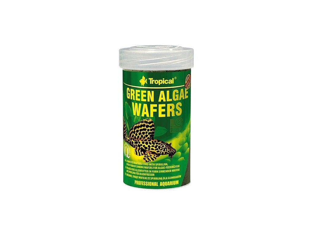 Tropical Green Algae Wafers 250 ml
