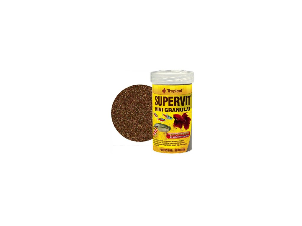 Tropical Supervit Mini Granulat 100 ml