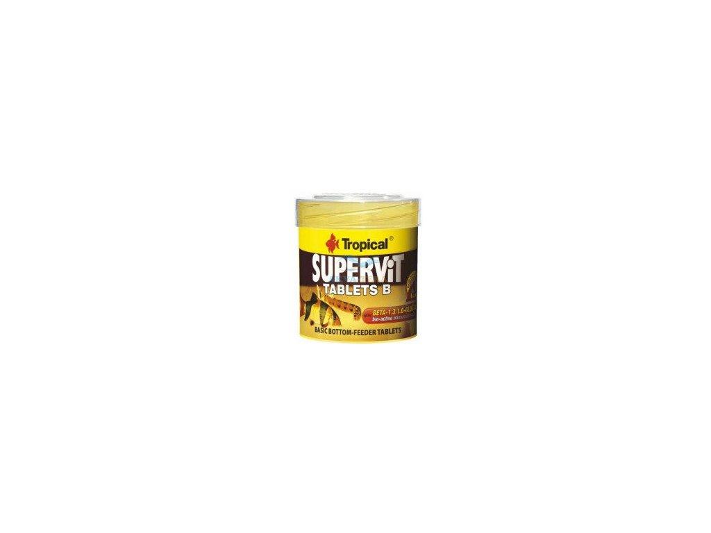 Tropical Supervit Tablets B 50 ml