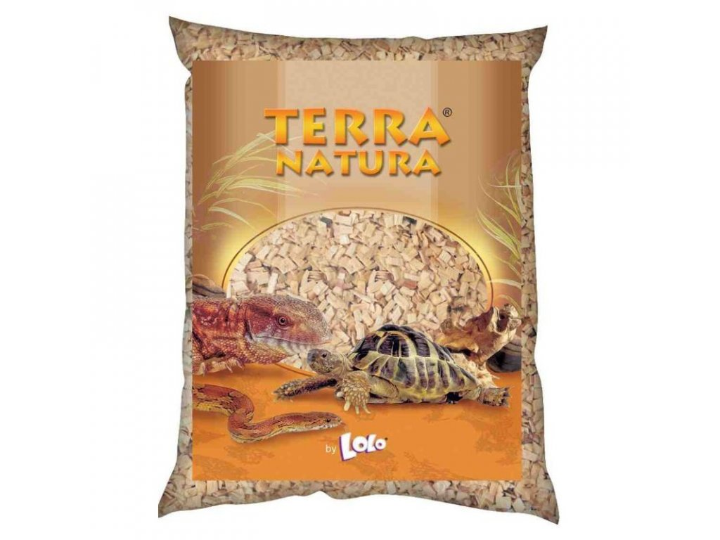 "Lolo Pets Terra Natura bukový substrát ""M"""
