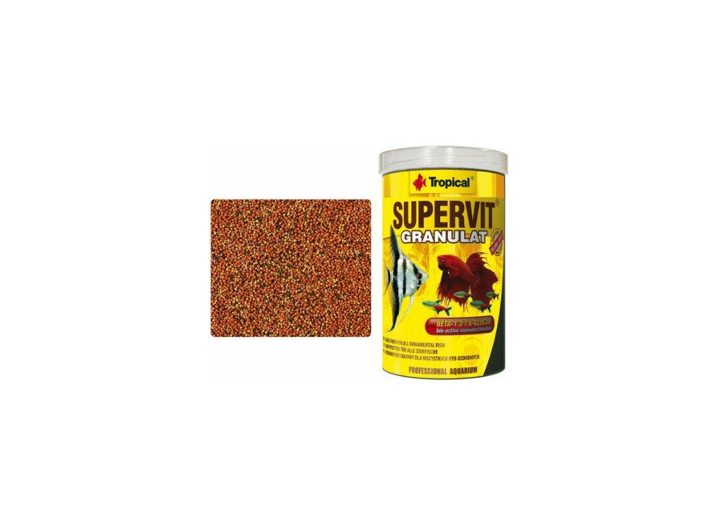 Tropical Supervit Granulat 250 ml
