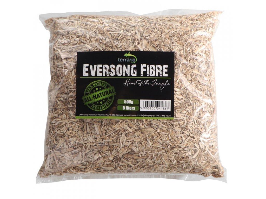 Terrario Eversong Fibre 5l - substrát z konopné slámy