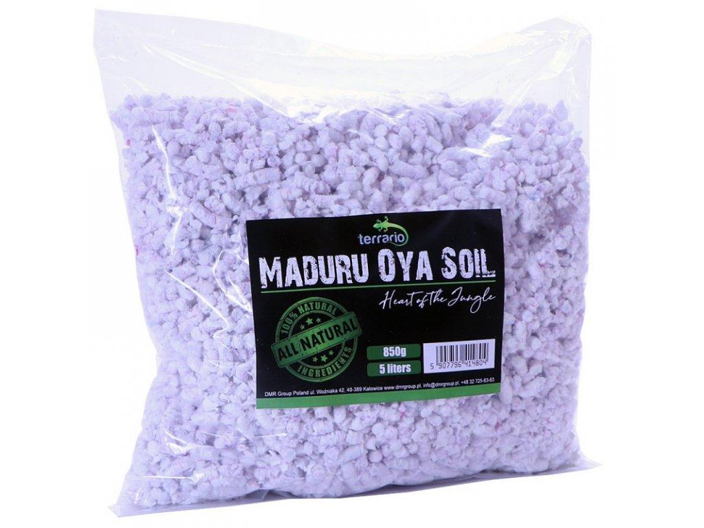 Terrario Maduru Oya Soil 5l - celulóza s antibakteriálním stříbrem