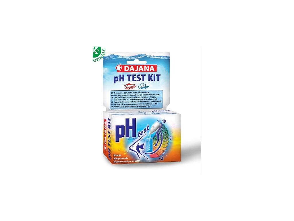 Dajana pH Test