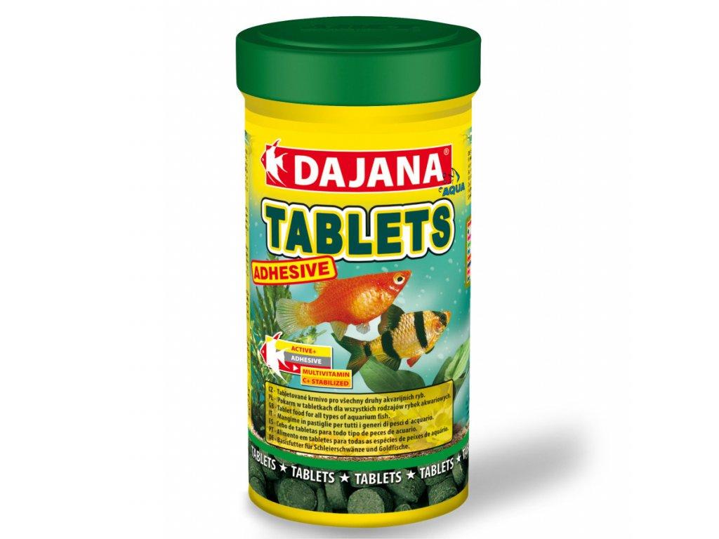 Dajana Tablety na sklo 250 ml