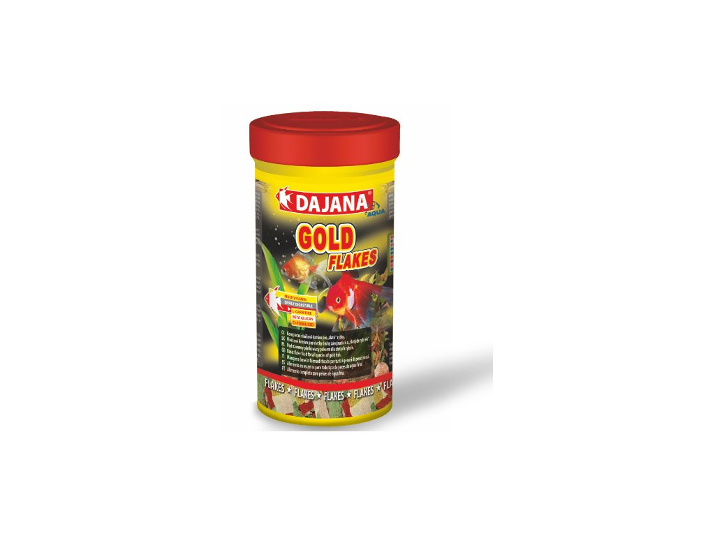 Dajana Gold flakes 500 ml