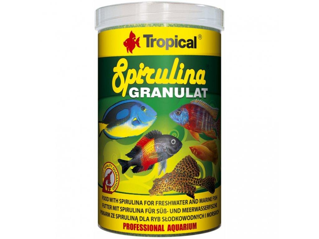 Tropical Spirulina Granulat 100 ml