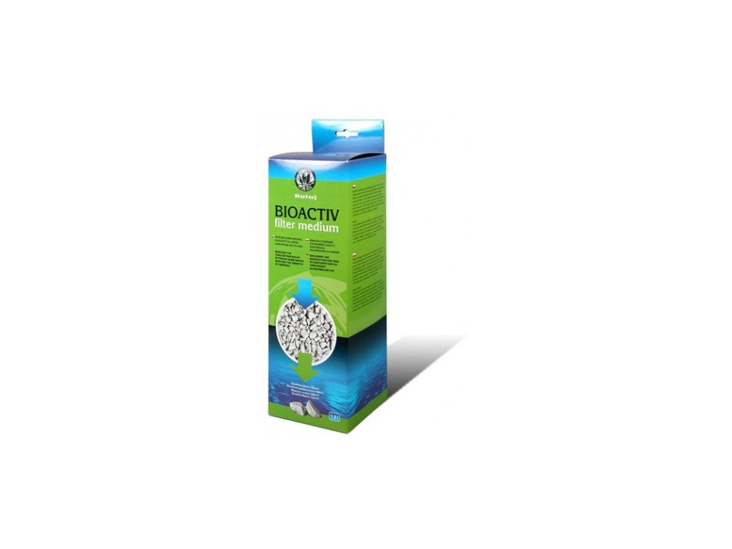 Rataj Bioactive filter medium 1,5 l