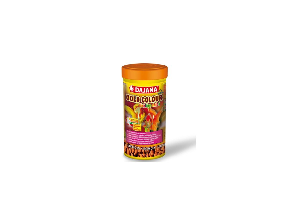 Dajana Gold Colour floating chips 250ml