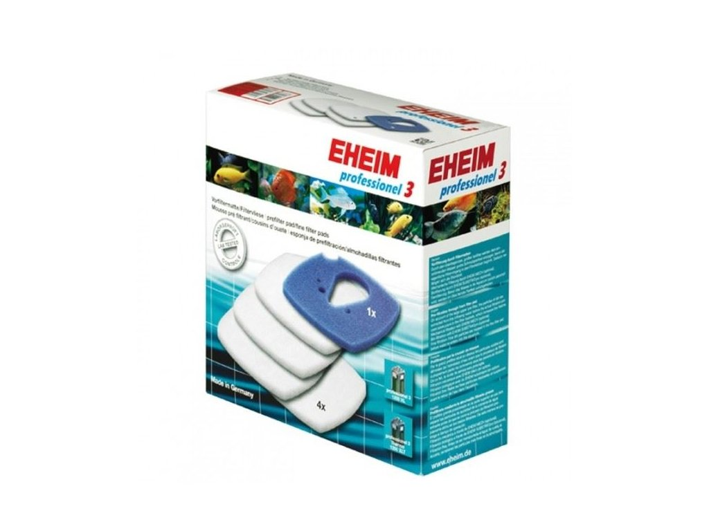 Eheim filtrační vaty SET Eheim Professionel 3 1200XL